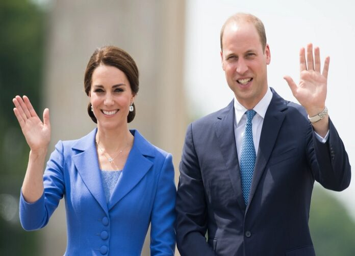Kate Middleton and Prince William Just Shared a Rare Photo of Their