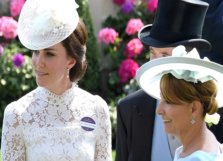 Kate Middleton's Family's Party Company Selling Cakes