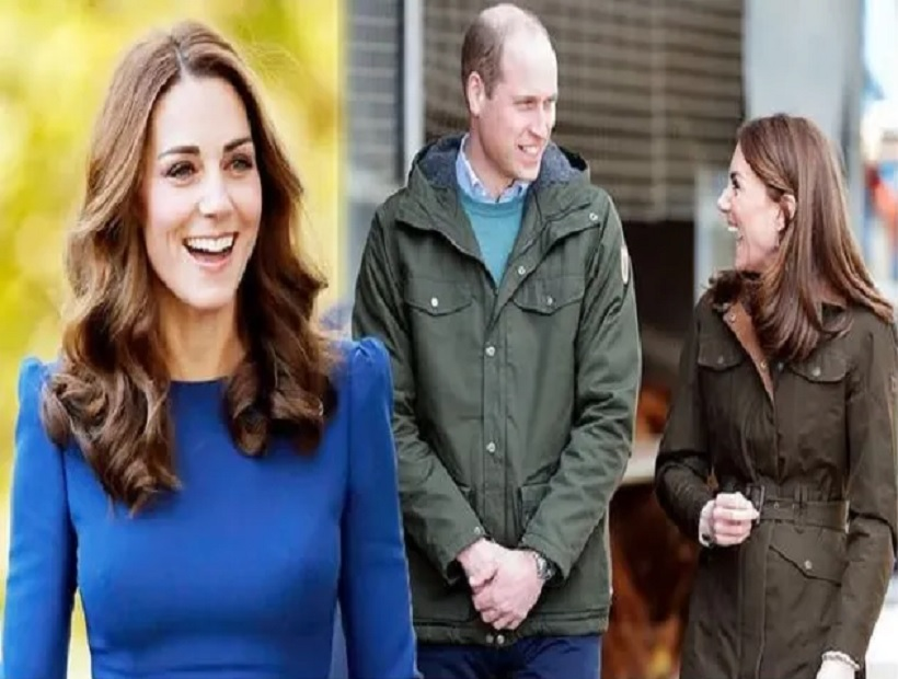 Kate and William middleton