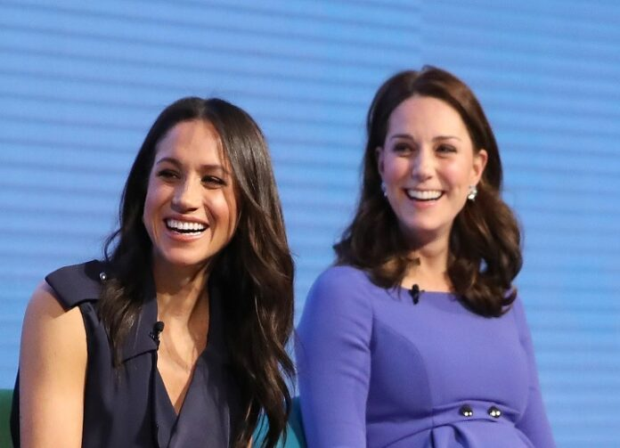 Meghan Markle and Kate Middleton's Growing Friendship