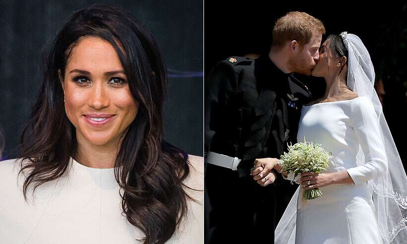 Meghan Markle gushes about married life with Prince Harry