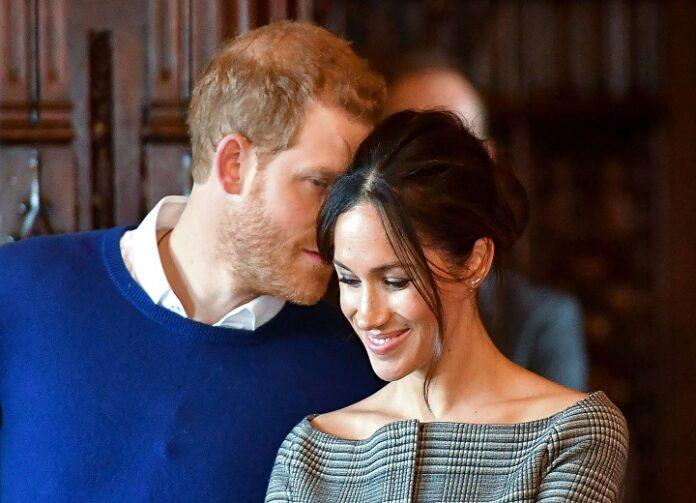 Prince Harry And Meghan Markle's Body Language