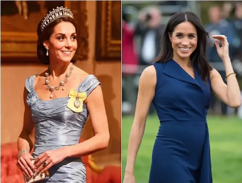 Prince Harry ,Meghan Markle blasted for what they did to Kate Middleton