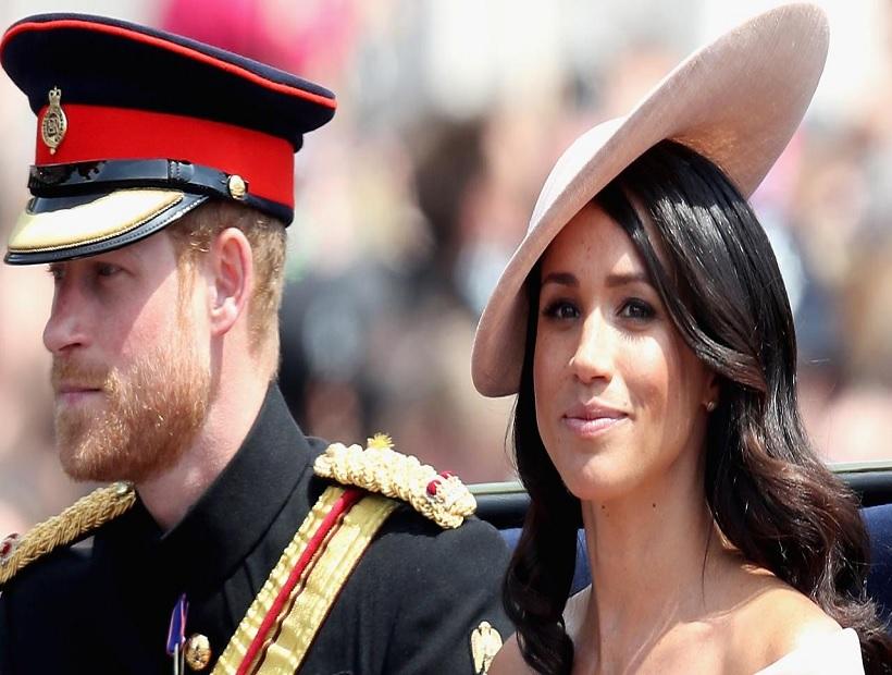 Prince Harry, Meghan Markle slammed over