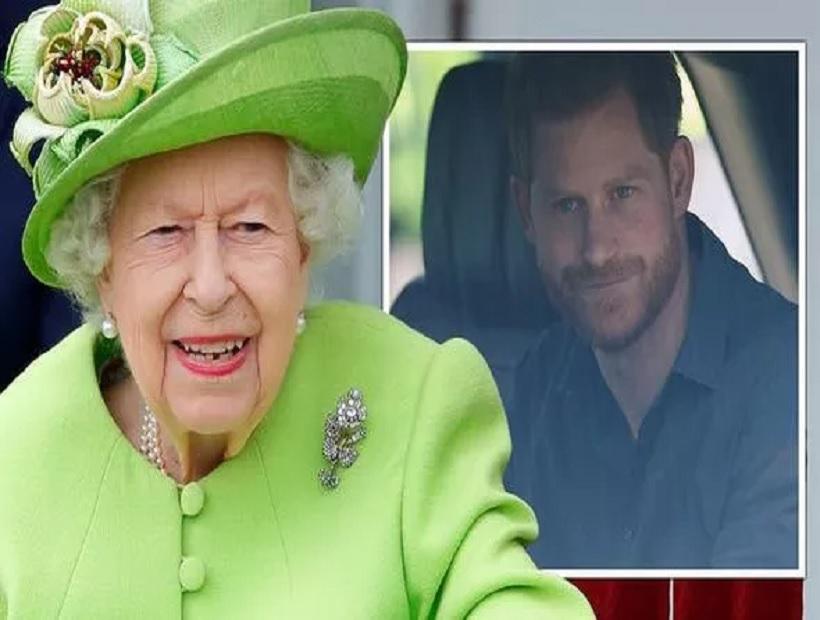 Prince Harry to return to UK