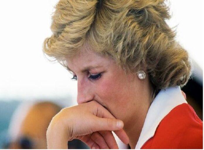 Princess Diana heartbreak