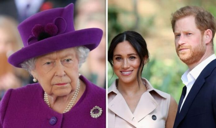 Queen more angry with Harry and Meghan