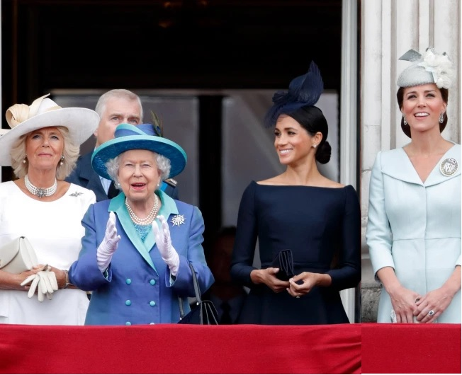 Why all royal women must wear this constricting accessory to every public outing