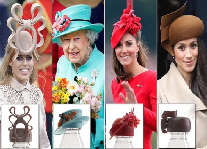 Why All The Royal Women Have To Wear Hats