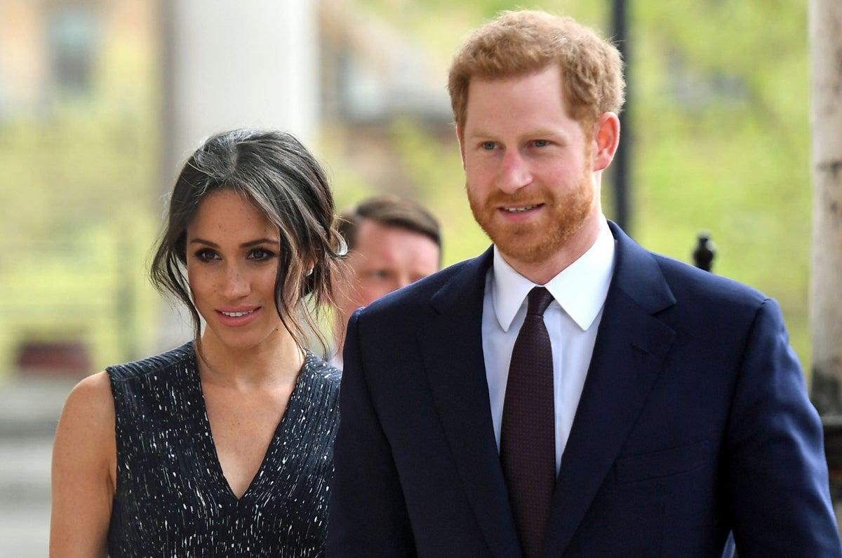 Meghan Markle, Prince Harry Royal Family