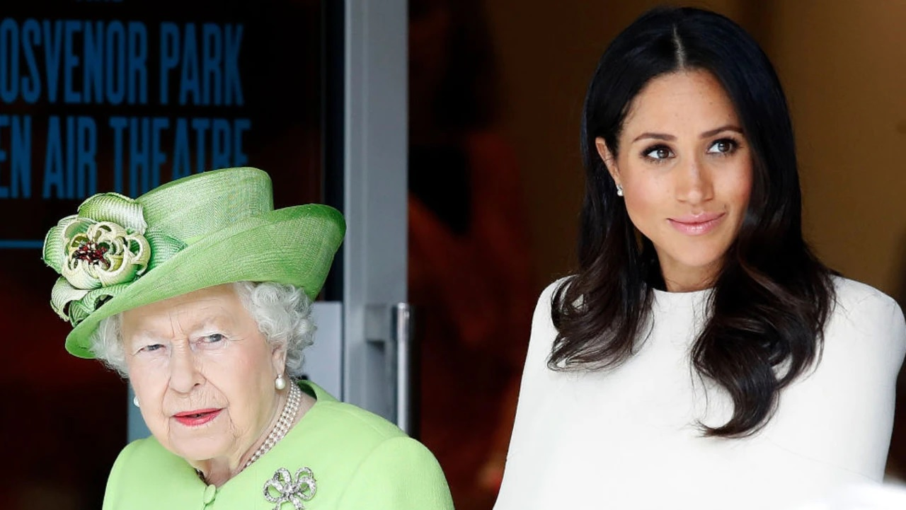 Meghan and Harry were offered Frogmore Cottage instead of their requested Windsor Castle