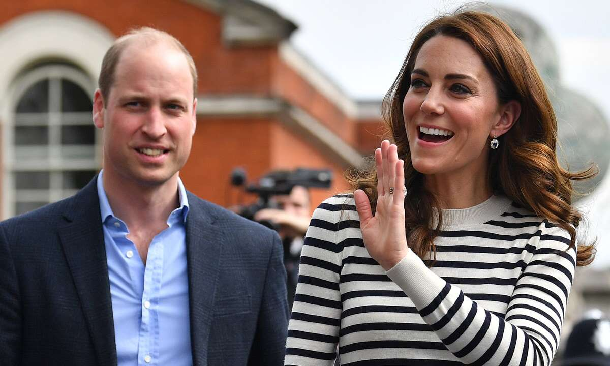 Prince William and Kate Middleton hold SECRET meeting