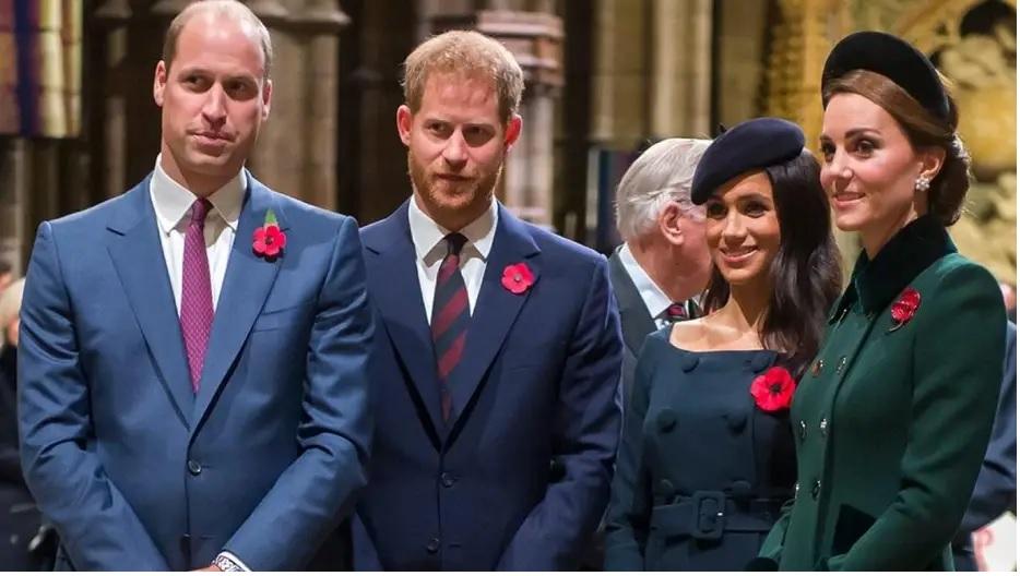 Prince William wants Prince Harry, Meghan Markle, Kate Middleton